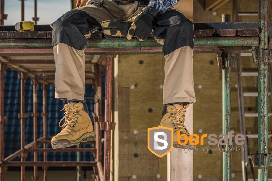Her Çalışma Durumuna Uygun Bir Ayakkabı: İhtiyacınız Olan İş Ayakkabısı