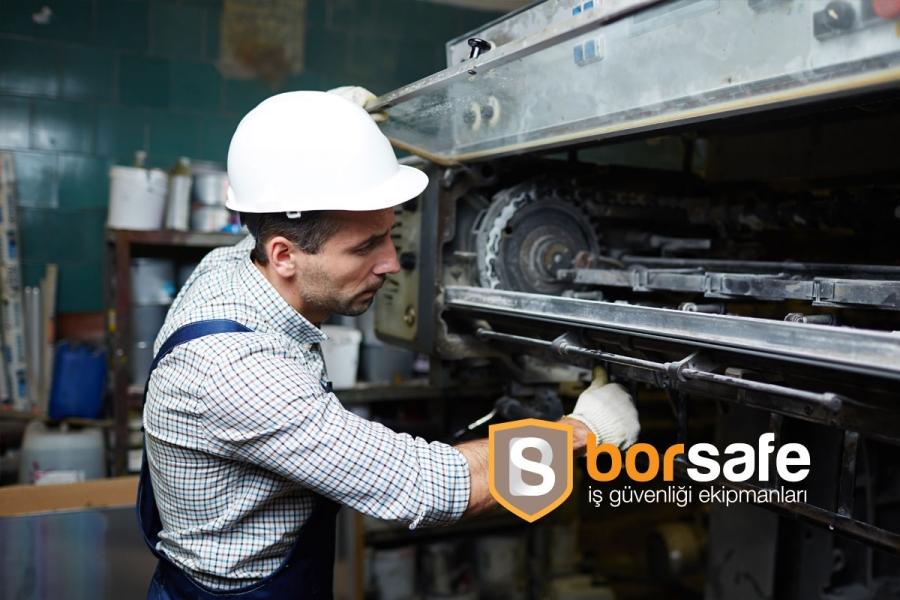 Borsafe, Bursa'da İş Güvenliği Ekipmanları ve Malzemeleri ile İşverenlerimizin Yanında